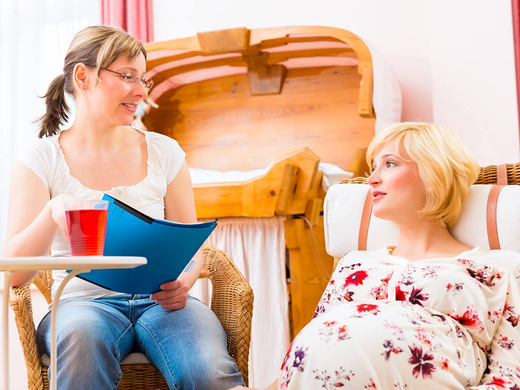Protektive Faktoren bei Kaiserschnitt